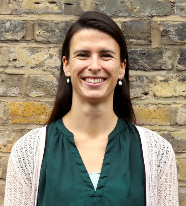 Photo portrait of Lotte van Buuren